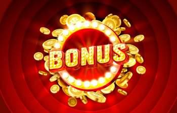 Bonus med guldmynt